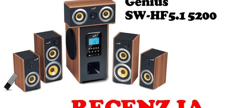 Genius SW-HF5.1 5200 [RECENZJA]