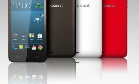 GSmart Maya M1 – barwny Dual SIM
