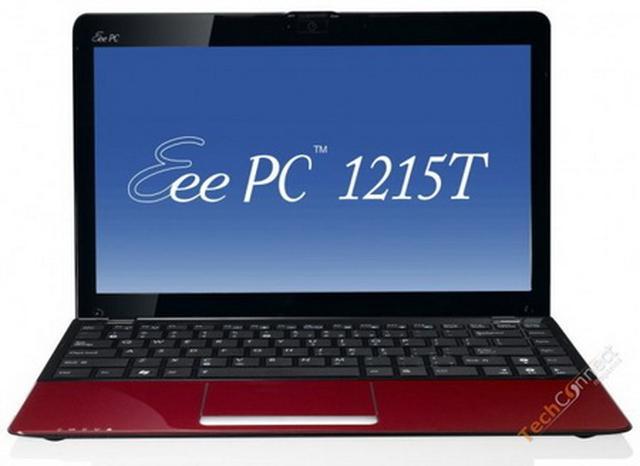 ASUS 1215T Eee PC - netbook w postaci minilaptopa