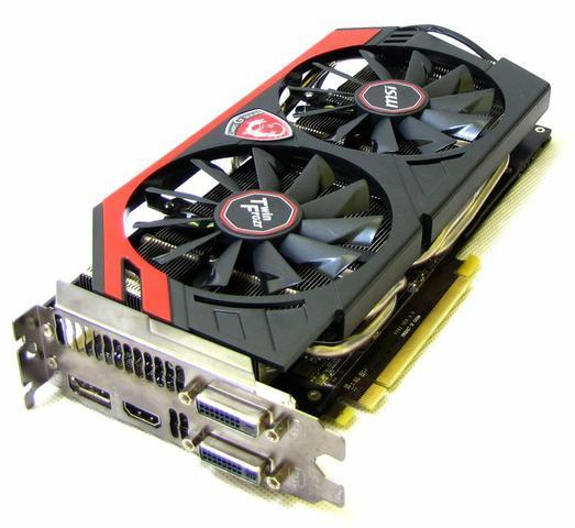MSI GTX770 Twin Frozr  fot1