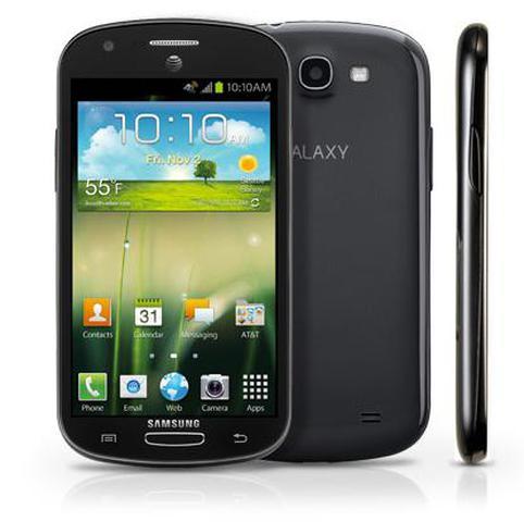 Samsung Galaxy Express fot1