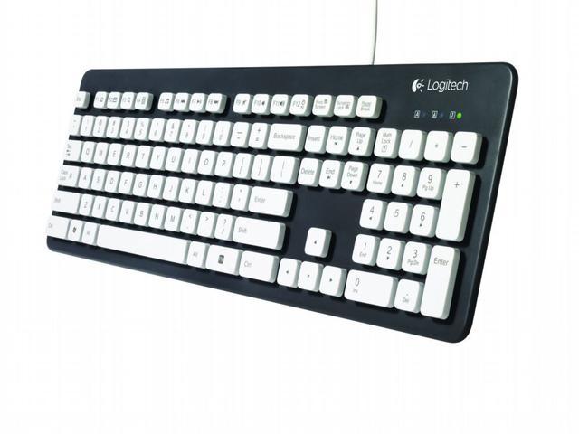 Logitech Washable Keyboard K310 - elegancka, wytrzymała i odporna na wodę klawiatura
