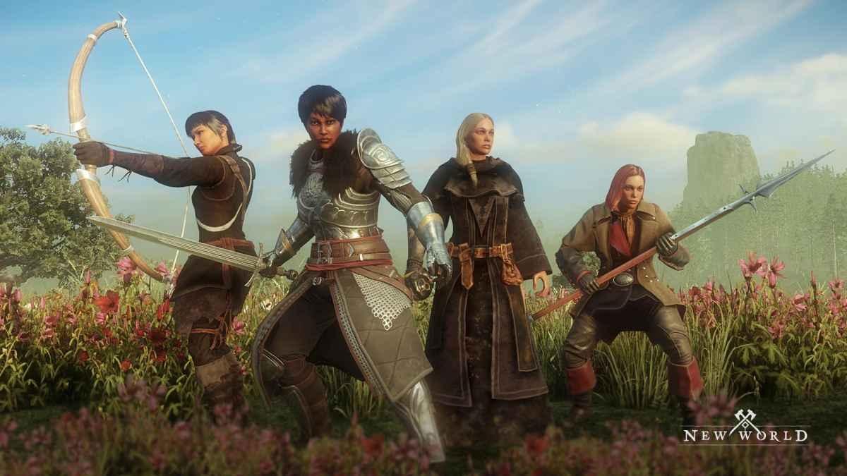 New World - MMORPG od Amazon