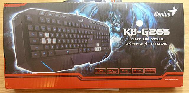 Genius KB-G265