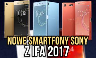 Premiera Sony Xperia XZ1 Na Targach IFA 2017!