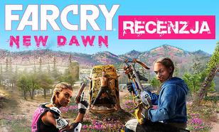 Recenzja Far Cry: New Dawn – Skok na kasę?