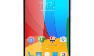 Prestigio Grace S5 DualSim LTE 8GB Granatowy (PSP5551DUOBLUE)