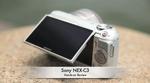 Sony NEX-C3 - prezentacja aparatu