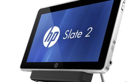 HP Slate 2 - tablet o biznesowych zastosowaniach