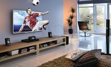 Philips LED 3D TV 5507 - seria nowoczesnych telewizorów