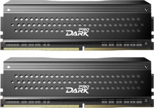 Team Group Dark Pro Series Grau, DDR4, 2x4GB, 3000MHz, CL15 (TDPGD48G3000HC15ADC01)