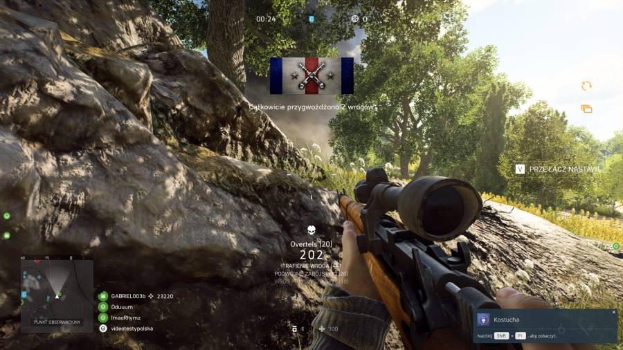 Battlefield V - Osiągnięcia