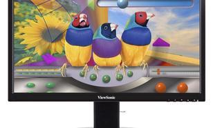 ViewSonic 23.6'' Monitor VG2437SMC FullHD/LED/DisplayPort/2x2W