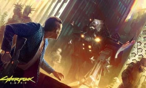 Pierwszy od pięciu lat materiał z Cyberpunk 2077
