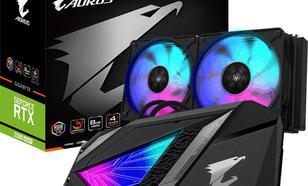 Gigabyte AORUS GeForce RTX 2080 SUPER WaterForce 8GB GDDR6