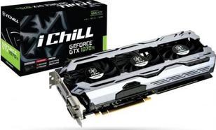 Inno3D iChill GeForce GTX 1070 X3 V2 (C107C3-3SDN-P5DSX)