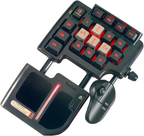 Saitek Cyborg Command Unit Keypad