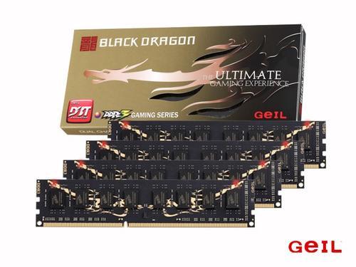 Geil DDR3 Black Dragon 8GB/ 1866 (2*4GB) CL9-10-9