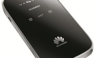 HUAWEI prezentuje przenośny hotspot WiFi LTE E589