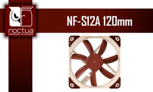 Recenzja i test wentylatorów Noctua NF-S12A