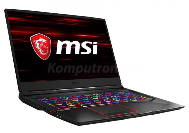 MSI GE75 Raider 8RE-065XPL - 500GB M.2 + 1TB HDD | 16GB