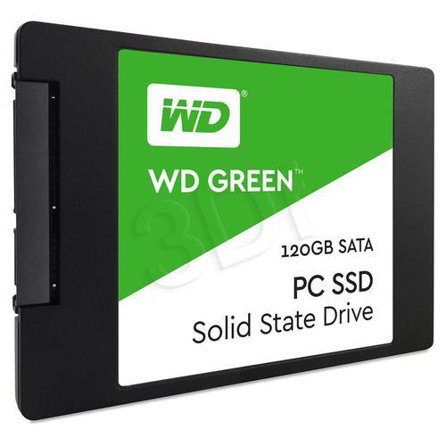 """WD Green WDS120G2G0A ( 120 GB ; 2.5"""" ; SATA III )"""