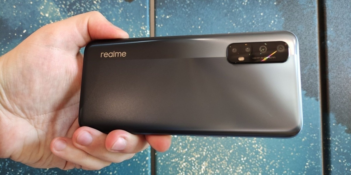 Smartfon realme 7 to dobra propozycja do 1000 zł
