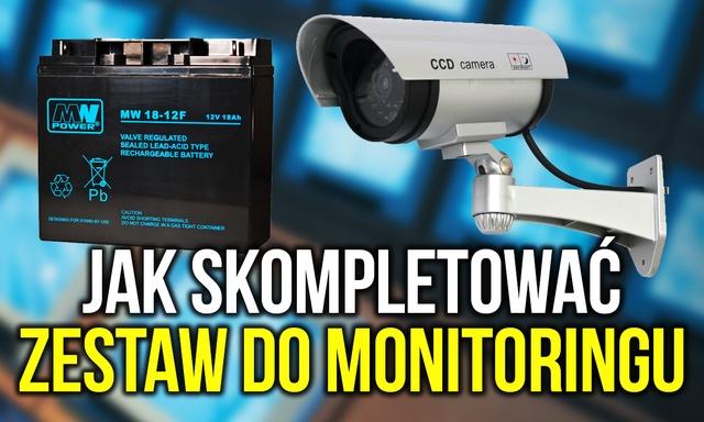 Kompletujemy Zestaw Do Monitoringu – Jakie Akcesoria Warto Kupić?