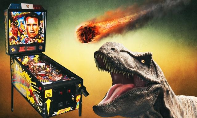 Flipery Jak Dinozaury - Wymarły