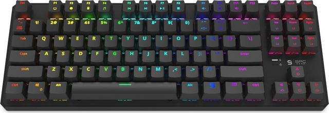 SPC Gear GK530 - dobra klawiatura na prezent dla dziecka