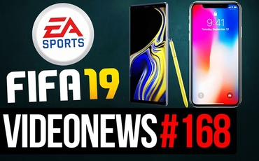 Note 9 słabszy od iPhone X, Battle Royale w FIFA 19 - VideoNews #168
