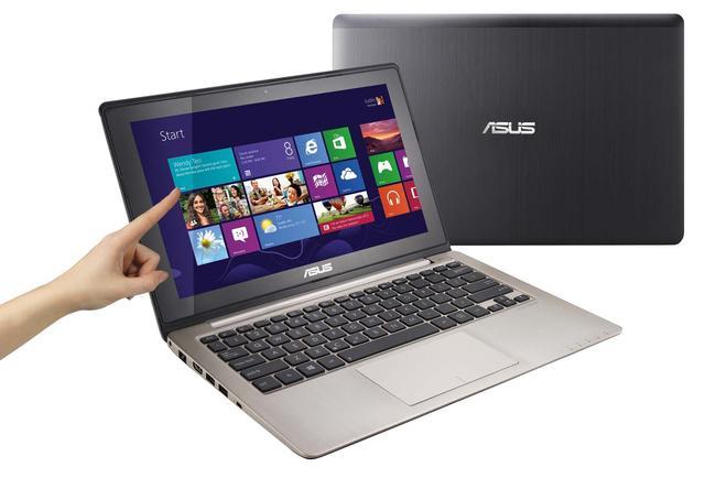 ASUS VivoBook X202E - duża wydajność i dotykowy ekran