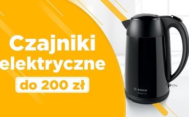 Czajnik elektryczny do 200 zł | TOP 5 |