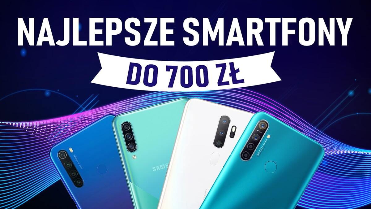 Jaki smartfon do 700 zł? [WRZESIEŃ 2020]