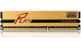 GoodRam PLAY DDR3, 4GB, 1866MHz, CL9 (GYG1866D364L9AS/4G)