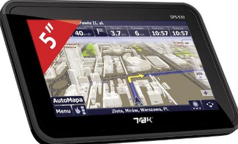 Trak GPS-530