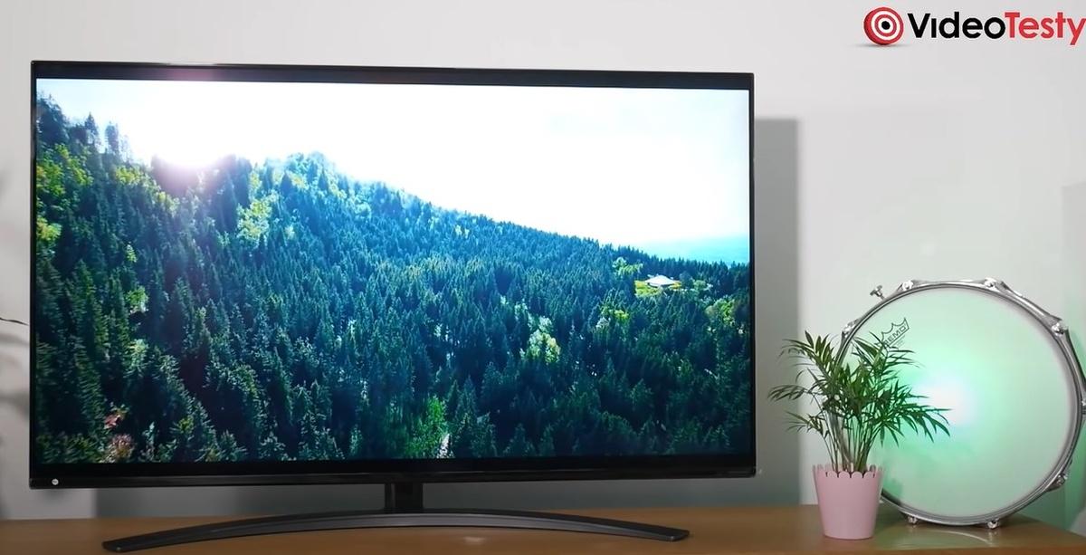 W ramach Black Friday taniej kupimy telewizory LG Nanocell