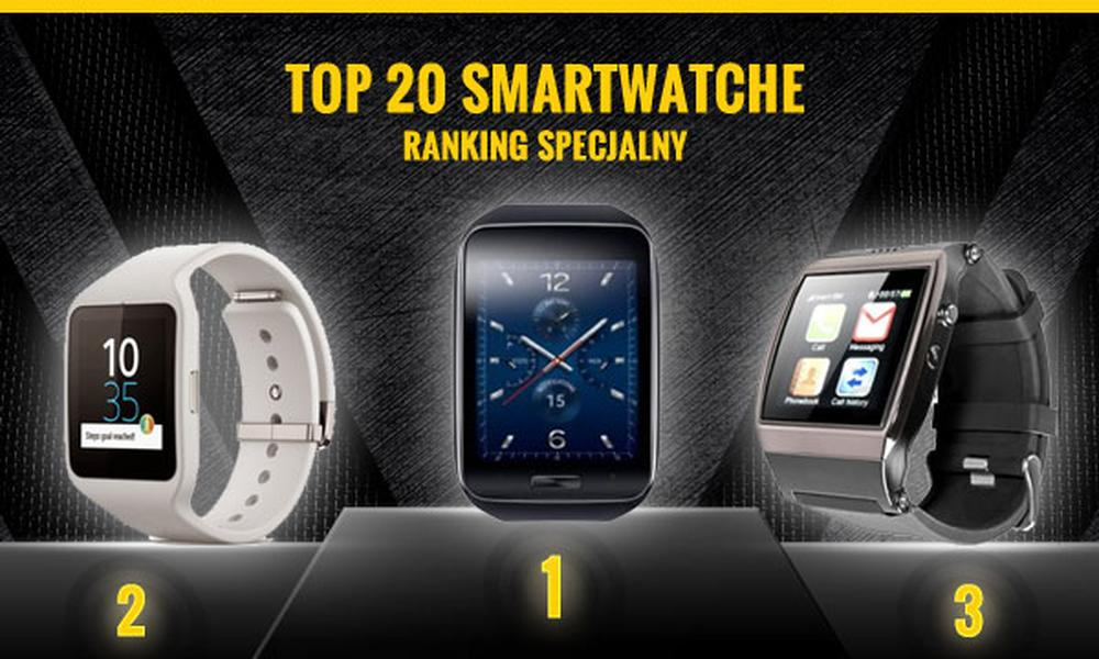 Który Smartwatch Wybrać - TOP 20 Najpopularniejszych Modeli