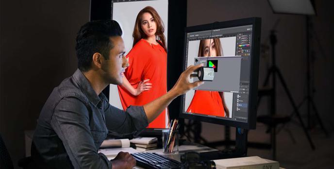 Robisz zdjęcia? Ten monitor od BenQ pokrywa 100% palety barw!