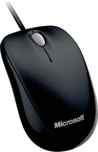Microsoft Compact Optical Mouse 500 czarna (U81-00083)