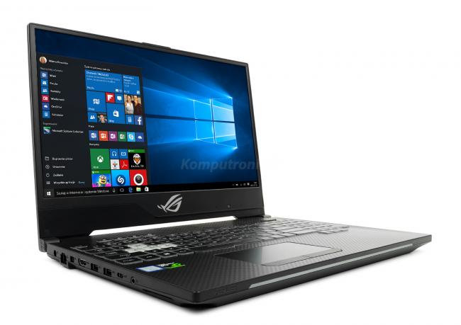 ASUS ROG Strix GL504GM-ES089T SCAR - 480GB SSD | 12GB