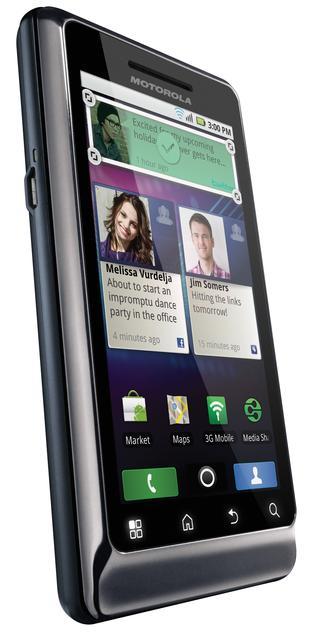 Motorola Milestone 2 - lepsza od poprzednika...?
