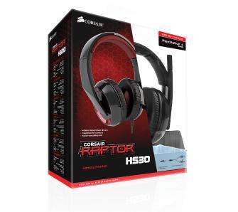 Corsair HS30 Raptor Analog Gaming Headset CA-9011121-EU-Y