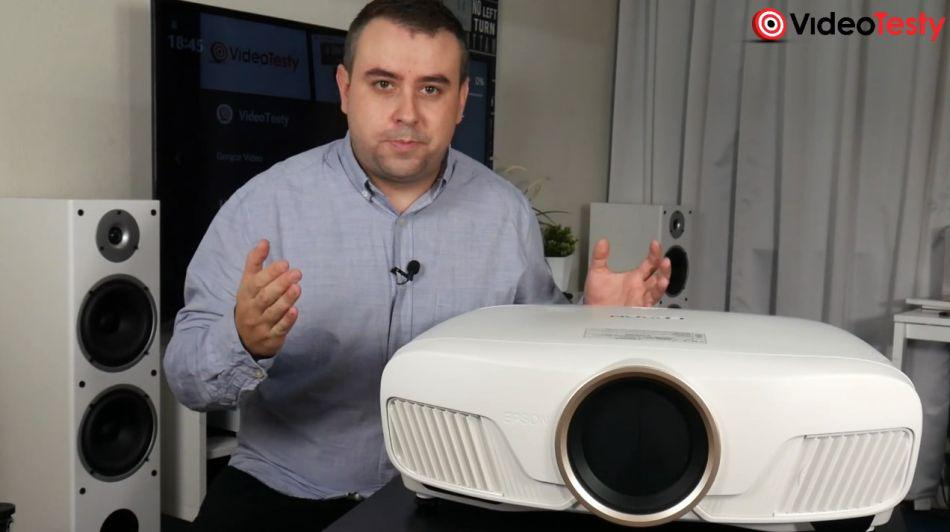 Epson EH-TW7400 testujemy projektor kina domowego