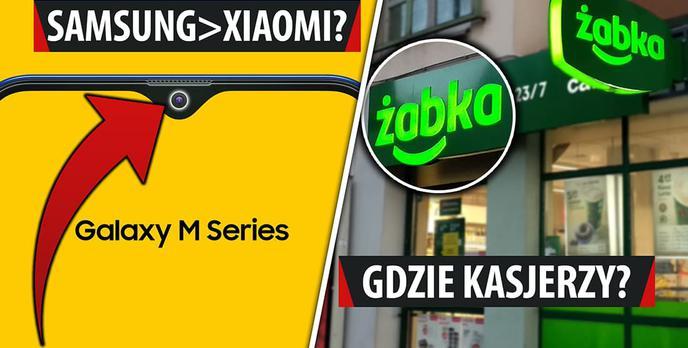 Autonomiczny sklep w Polsce, Xiaomi na minusie, koniec Windowsa 7 - VideoNews #190