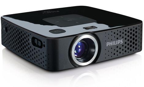 PicoPix 3407 - nowy kieszonkowy projektor Philipsa