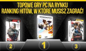 TOPowe Gry PC na Rynku - Ranking Hitów, w Które Musisz Zagrać!