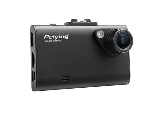 Peiying Rejestrator samochodowy Peiying full HD 1080p g-sensor
