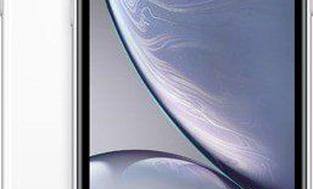Apple iPhone XR 256GB Biały