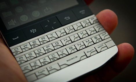 BlackBerry P'9981 Porsche Design [TEST]